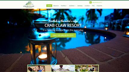 Crab Claw Island